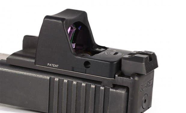 Handgun Slide Dovetail Mount