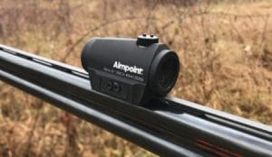Aimpoint Micro S-1 Vent Rib Mount